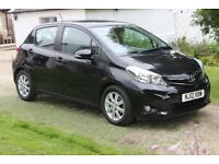 2012 Toyota Yaris AUTOMATIC T Spirit VVTi Just 28.8k 1 Owner, 6 Service Stamps Bluetooth