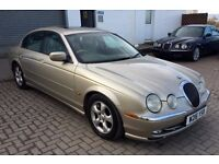 Fabulous looking Project car Jaguar 3.0 V6 SE LOW MILES 90k Great project AMAZING CAR FOR ITS AGE!
