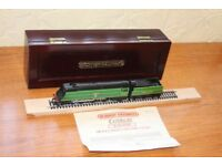 """Hornby West Country Pacific """"Exeter"""" Limited Edition"""