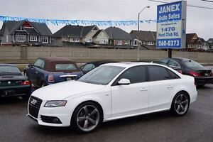 2011 Audi A4 2.0T 30 Years of quattro Edition S-LINE - 30 YRS O