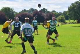 Players wanted - American Flag Football