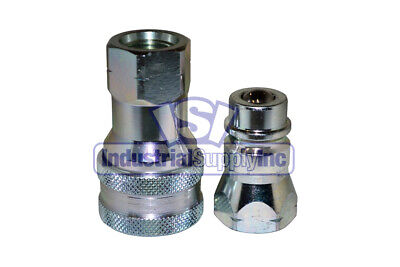 Quick Coupler 12 Agricultural 78-14 10 O-ring Boss Complete Set