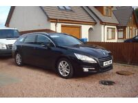 PEUGEOT 508 SW - NEW MOT - GOOD CONDITION