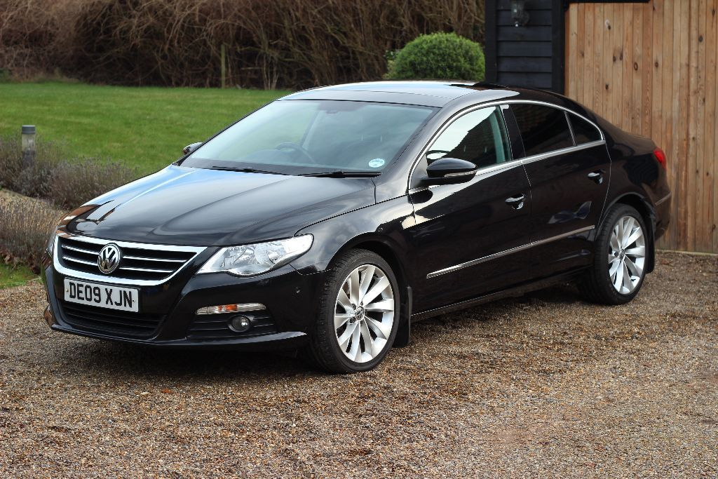 2009 volkswagen passat cc 2 0 tdi 170 gt dsg in. Black Bedroom Furniture Sets. Home Design Ideas