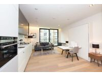 STUDIO TO RENT IN FRESHWATER APARTMENTS- PLIMSOLL BUILDING - KINGS CROSS - N1C