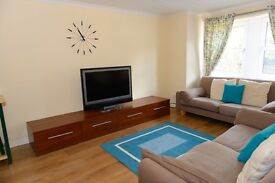 Fully furnished two bedroom apartment in great location with private parking
