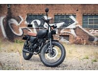 Mutt Mongrel - Black Sabbath motorcycle, 2016 REG, 1 owner, excellent condition