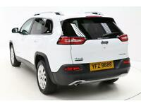 Jeep Cherokee M-JET LIMITED (white) 2015-10-30
