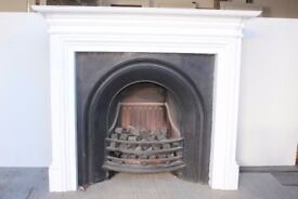 Grand Arched Fire Insert For Sale, Comes Complete With Surround & Ready To Fit!! only £260 #07