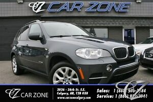 2013 BMW X5 xDrive35i, Navi, Pano, Back Up Cam, Heads Up
