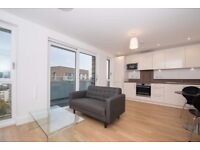 Modern Studio Apartment in Bow, E3, Concierge, Gym, Private Balcony, close to the station- VZ