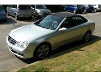 Mercedes-Benz CLK 3.0 CLK280 Avantgarde 7G-Tronic 2dr