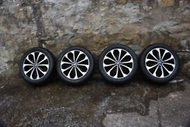 Nissan Qashqai wheels and winter tyres