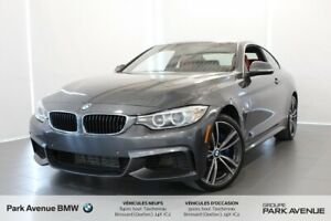 2015 BMW 4 Series 435i xDrive *Garantie Km ill. dispo* GPS