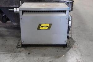 Beaver 15 kVA Transformer
