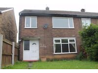 3 bed semi in Maltby, Rotherham. DSS welcome