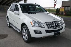 2009 Mercedes-Benz M-Class Ml-320 Loaded. Langley Location