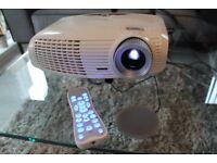 Optoma HD23 FullHD projector 1080p native resulotion
