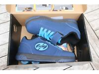 Brand new Heelys / Heely's (kids size 1), unwanted gift, never worn, boxed with tags and tools