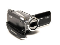 Panasonic HDC-HS9EB-S Full HD Camcorder with 60GB Hard Disc Drive and SD Card slot