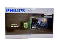 """Phillips 272G5DYEB 27"""" Gaming Monitor GSYNC ULMB 144HZ 1920x1080"""