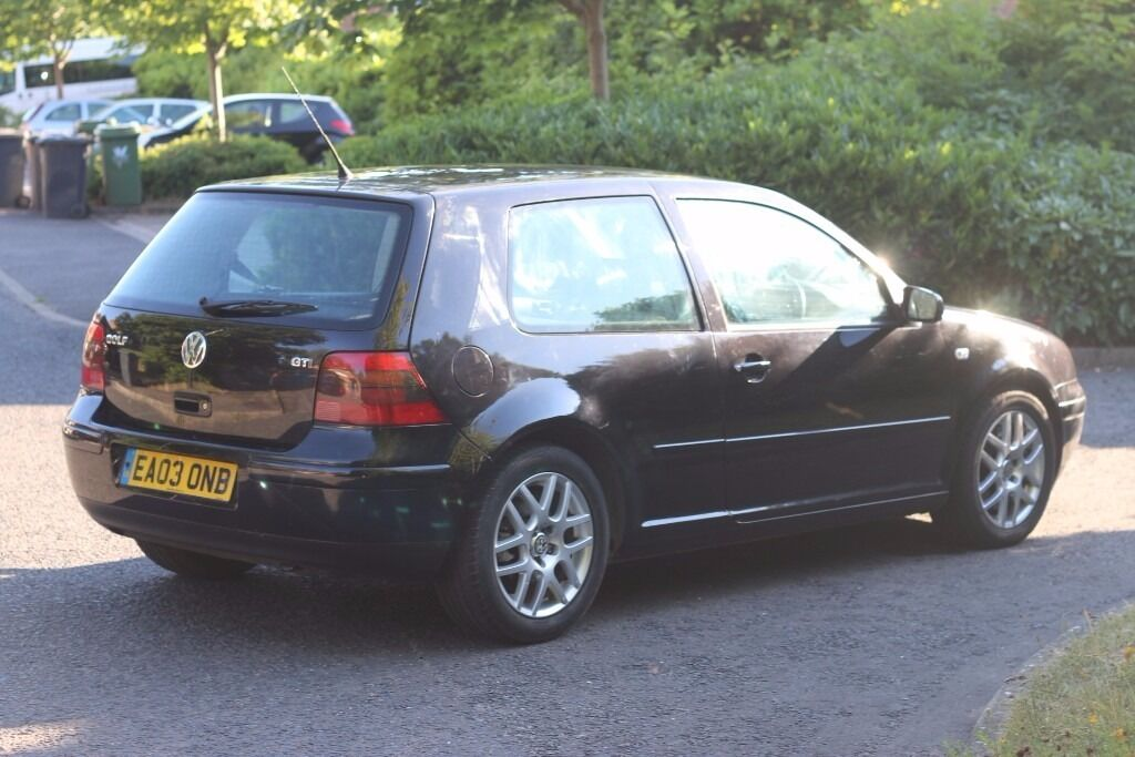 2003 mk4 vw golf gti turbo 180bhp 6 speed auq in. Black Bedroom Furniture Sets. Home Design Ideas