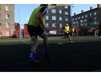 Football in SW | #CLAPHAM Junction footy in London