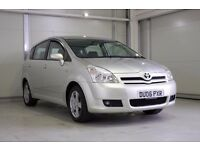 2006 Toyota Corolla Verso 1.8 VVT-i T3 5dr, 7 Seater, Full Service History