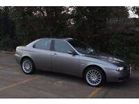 Alfa Romeo 156 2.0 ts Selespeed 57 plate design by GIUGIARO not fiat bmw mercedes audi 159