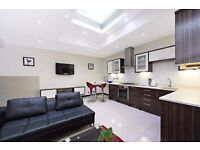 RECENTLY REFURBISHED THREE BEDROOM FLAT IN BAKER STREET