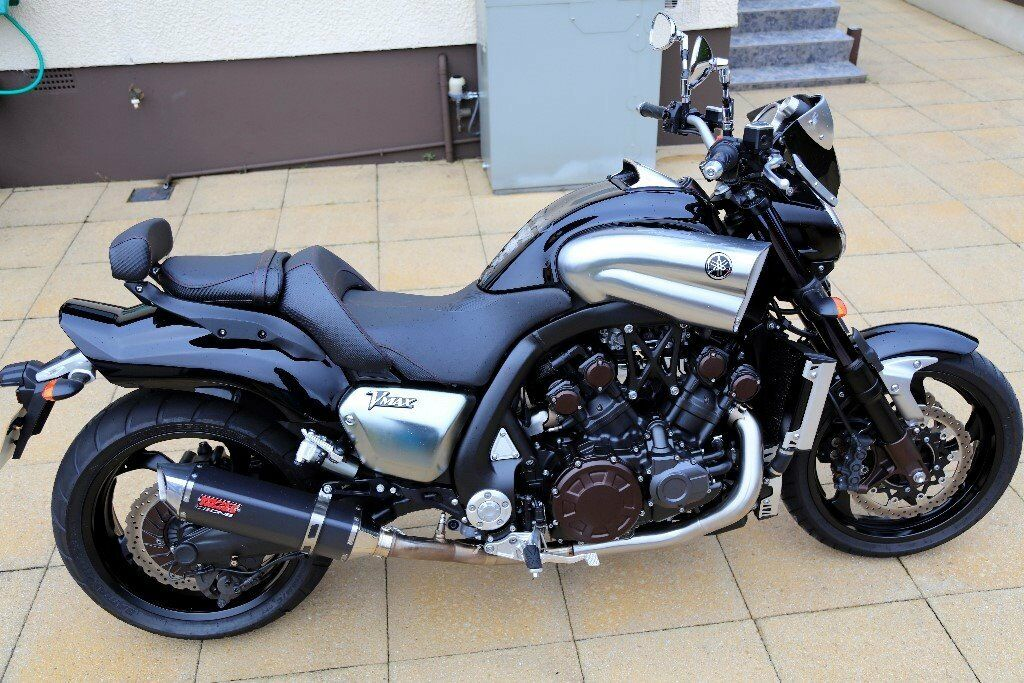 yamaha vmax 1700 in portree highland gumtree. Black Bedroom Furniture Sets. Home Design Ideas