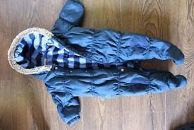 Snowsuit - NEXT 3-6 months