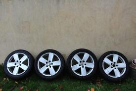 VW AUDI MERCEDES Wheels 5x112 17