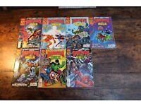 Collection of Marvel comics-Marvel Knights