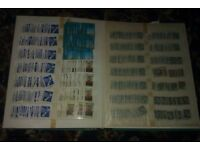 Collection New Zealand Stamps ( Offers Will Be Considered )