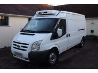 Ford Transit 115 T350L RWD LWB High Roof Refridgeration Van (no VAT)