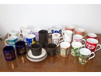 Selection of Cups and Mugs