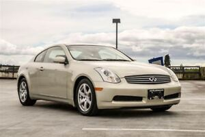2006 Infiniti G35 Sports Package Langley