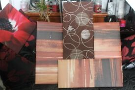 JOB LOT WALL CANVAS FOR SALE!
