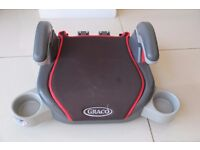 Graco Group 2-3 Basic Booster Seat with Cup Holders