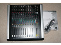 Soundcraft M8 Mixing Desk. BNIB.