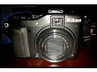 Nikon coolpix p7000 bridge camera
