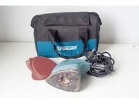 Erbauer ERB415SDR 160W Detail Sander bag included