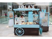 (WESTFIELD WHITE CITY) LOLA'S CUPCAKES - part time - Join our team for a great career!