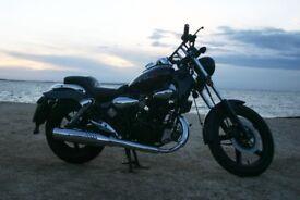 Kymco Zing II Darkside 125cc
