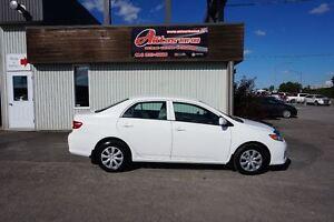 2011 Toyota Corolla CE AUTOMATIQUE FULL ÉQUIPÉ SEULEMENT 126 200
