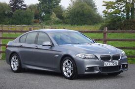 2011 BMW 520 DIESEL M SPORT **EXCEPTIONAL CONDITION THROUGHOUT**