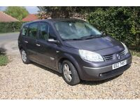 7 Seater - Perfect Family Car - Renault Grand Scenic