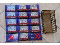 TDK FE90 Ferric blank cassette tapes