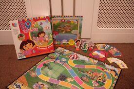 Dora the Explorer Adventure Game